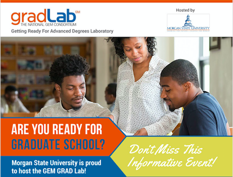 GEM GradLab at Morgan State University