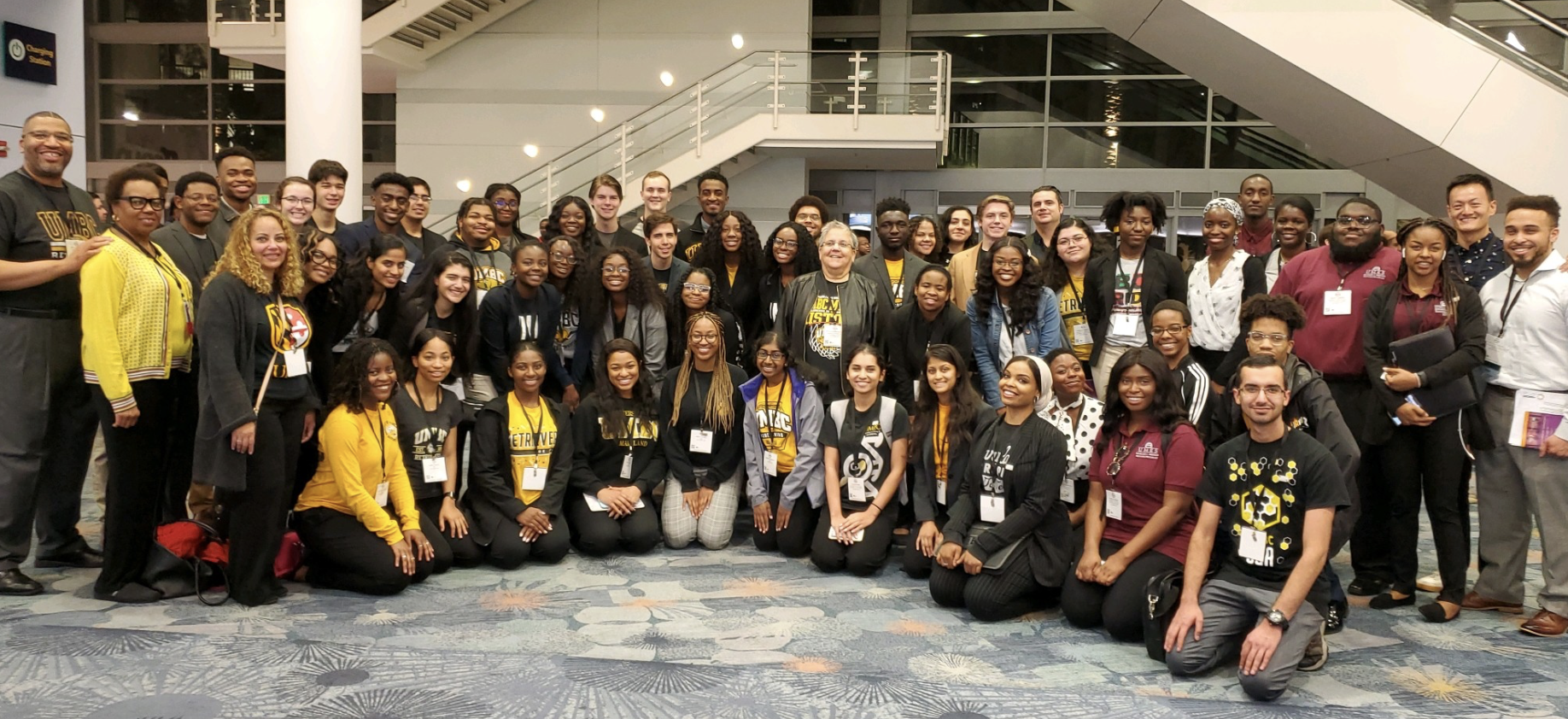ABRCMS 2019 in Anaheim, California