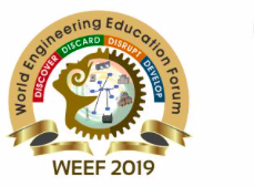 World Engineering Education Forum (WEEF) 2019